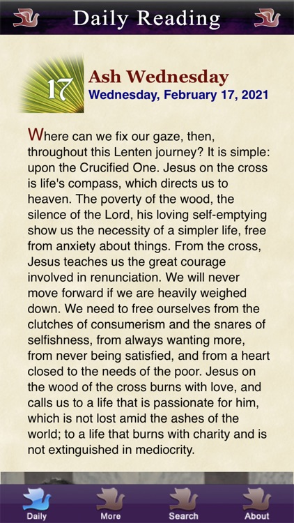 Lent-Easter with Pope Francis