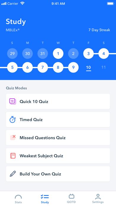 AMTA Exam PrepScreenshot of 1