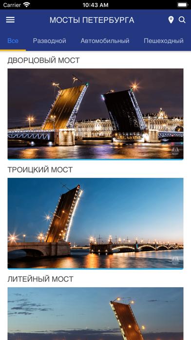 Мосты Петербурга для ПК 1