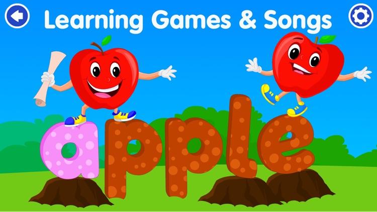 KidloLand Kids & Toddler Games screenshot-0
