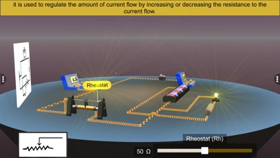 Electric Circuit Diagram screenshot 6
