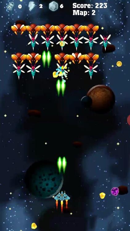 Space Attack- Galaxy Shooter! screenshot-7