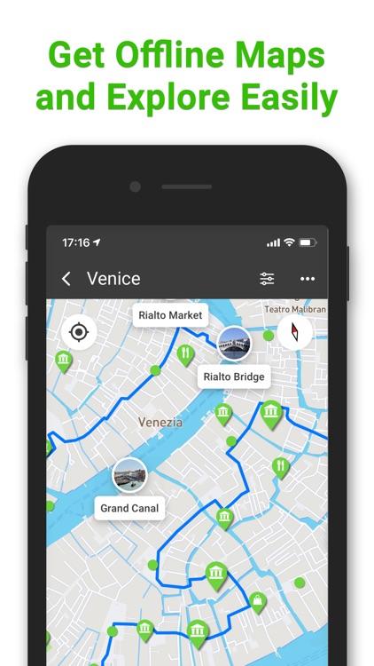 SmartGuide travel guide & map screenshot-5