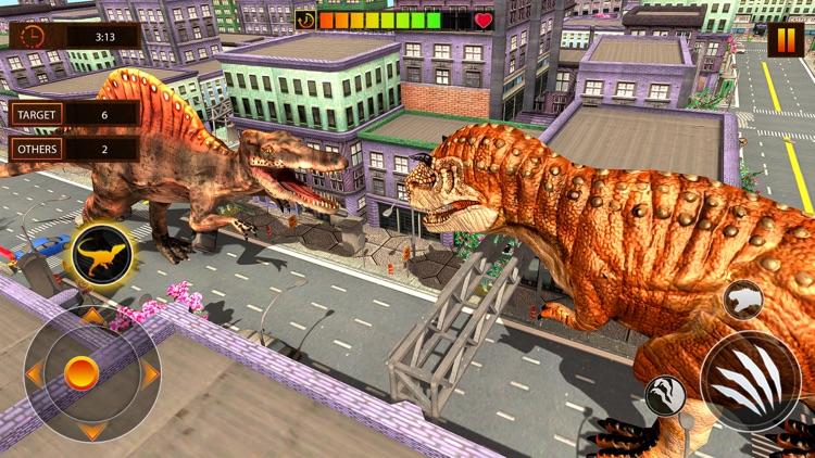 Dino Survival Safari Hunting screenshot-5