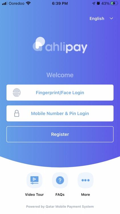 AhliPay Consumer App