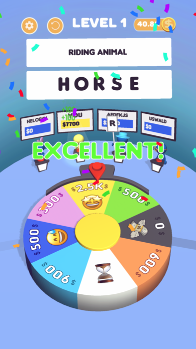 Wheel of Fortune! screenshot 1