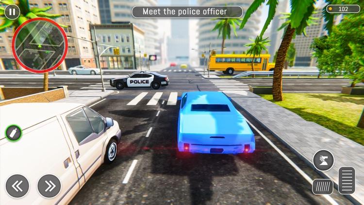 Superhero Gangster Revenge 3D screenshot-3