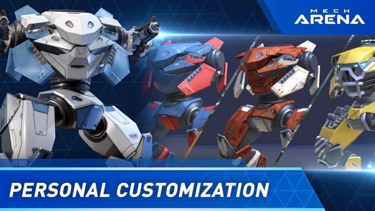 Mech Arena: Robot Showdown screenshot-4