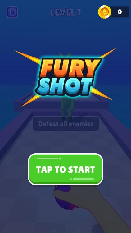 Fury Shot