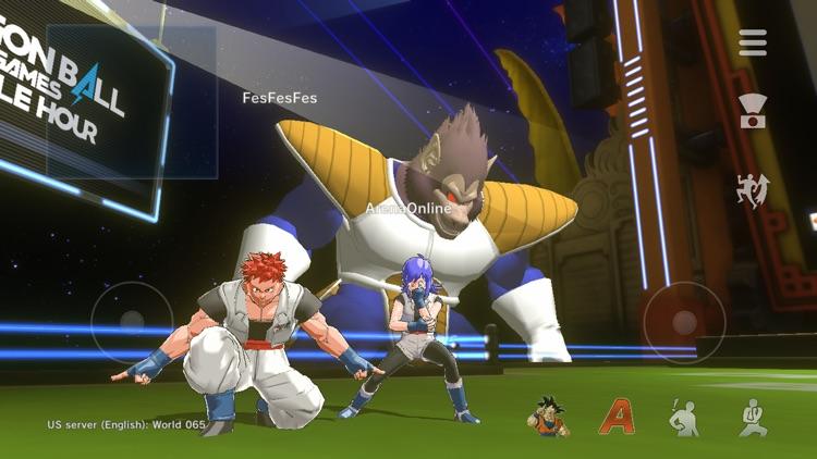 DRAGON BALL Games Battle Hour screenshot-3