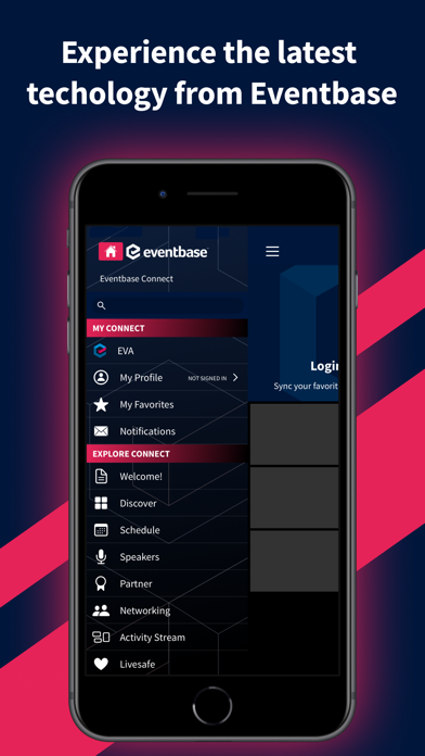 Eventbase Connect screenshot four