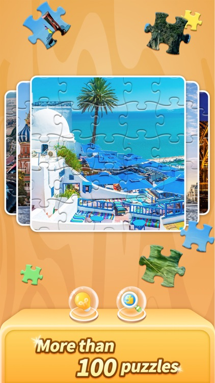 Jigsaw Trip-Relax Puzzle Games