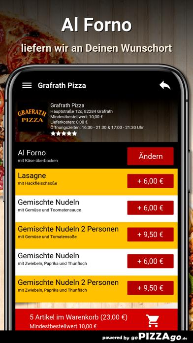Grafrath Pizza Grafrath screenshot 6