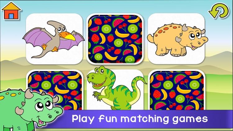 Kids Dino Adventure Game! screenshot-3