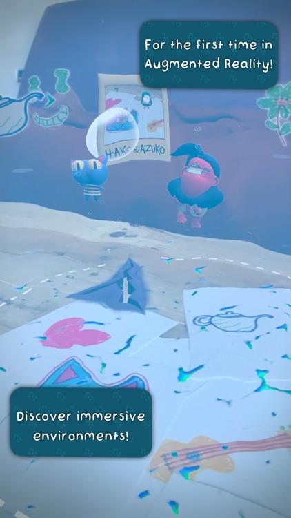 Tokotoko - AR Adventures screenshot-3