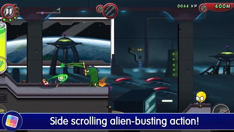 Don't Run With A Plasma Sword screenshot-0