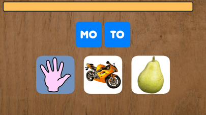 Leer las sílabas Pro Screenshot