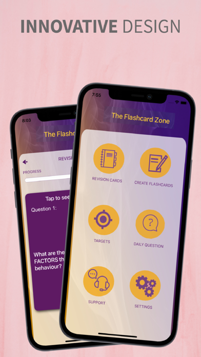 NFDA Flashcards screenshot 1