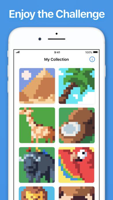 Nonogram.com Color: Logic Game screenshot 3