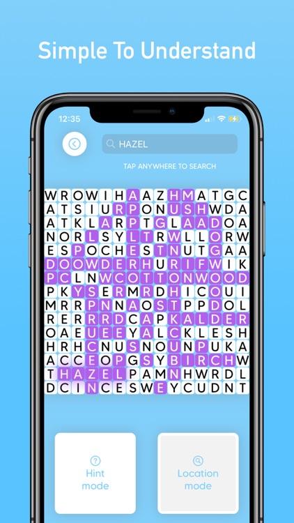 WordSearch Solver - Find Words screenshot-3