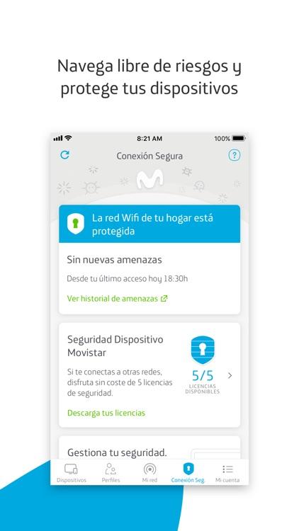 Smart WiFi de Movistar screenshot-6