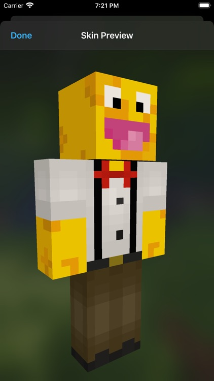 Skin Creator: Diamond Edition screenshot-5