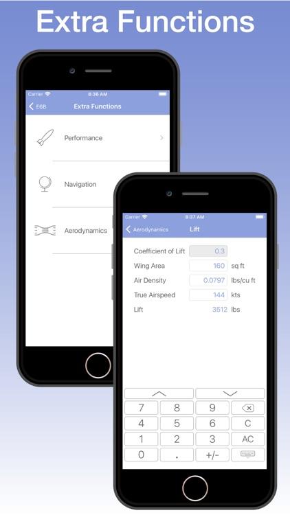 FlightReady E6B Computer screenshot-5