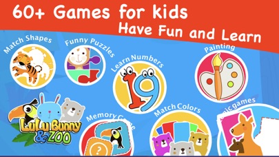 LuLu ZOO Kids Game screenshot 10