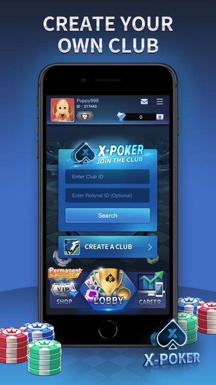 X-Poker - Holdem,Omaha,OFC screenshot-5