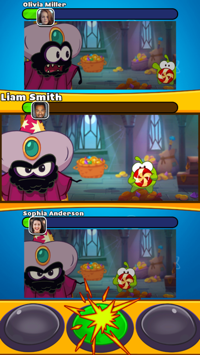 Om Nom Party screenshot 3