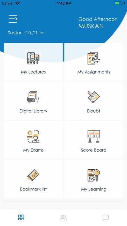 Schoollog - students app