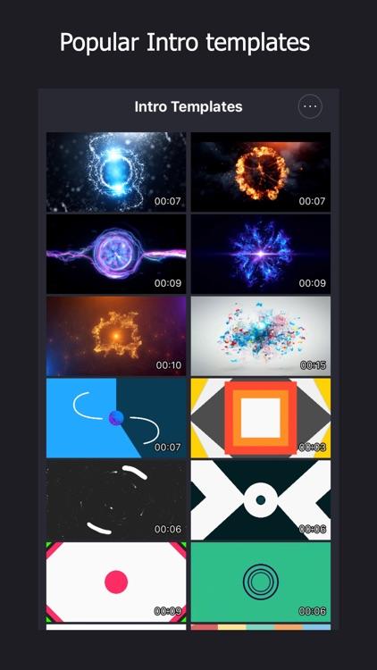 Intro Aide: Outro Video Maker