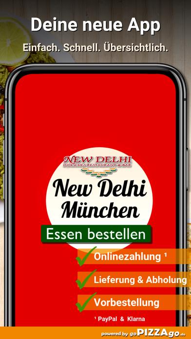 New Delhi Restaurant München screenshot 1