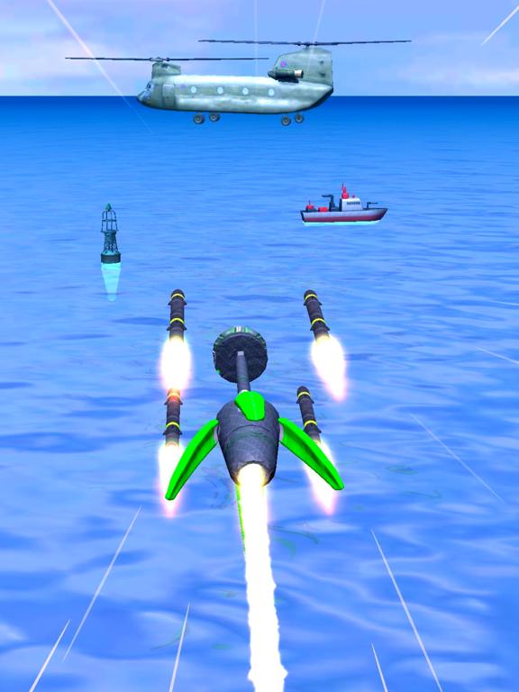Boom Rockets 3D screenshot 11