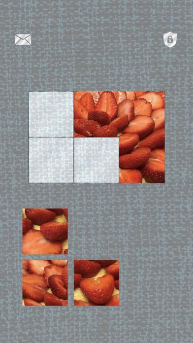 Food: Tiling Puzzles screenshot 5
