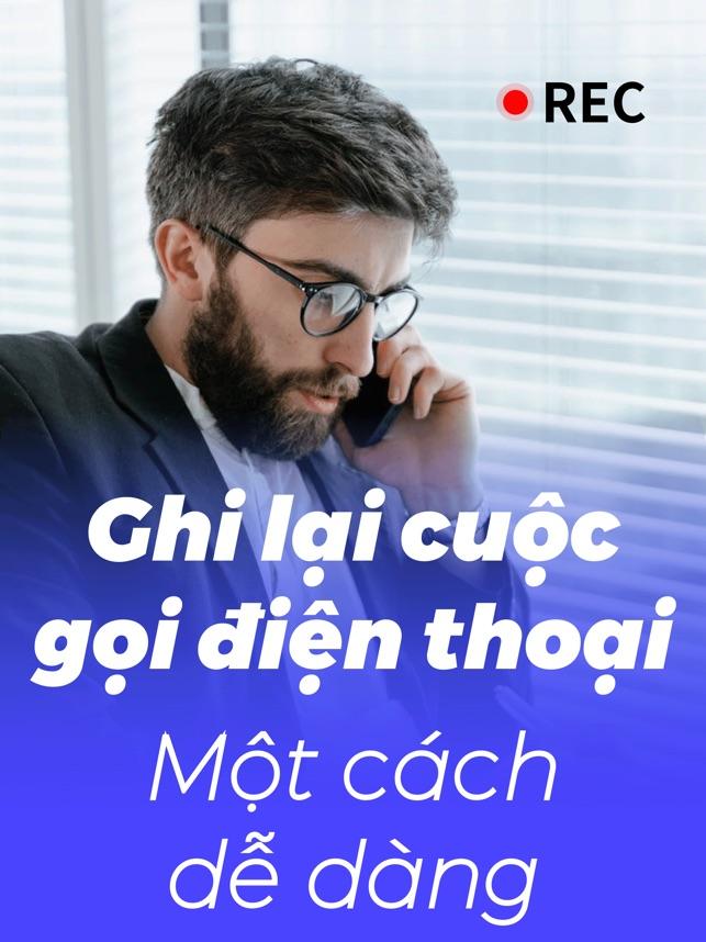 ghi âm cuộc gọi:REC