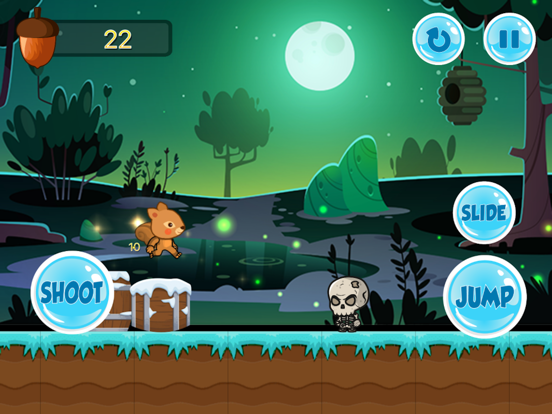 The Jungle Squirrel On Journey screenshot 10