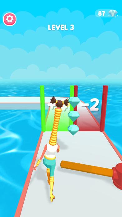Long Neck 3D screenshot 4