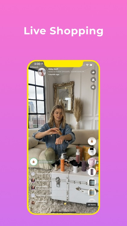 Flip Fit: Live Shopping screenshot-0