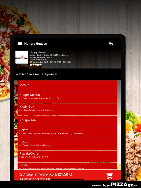 Hungry Heaven Oberhausen screenshot 8