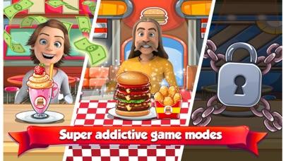 バーガーシェフのレストランのゲーム紹介画像4