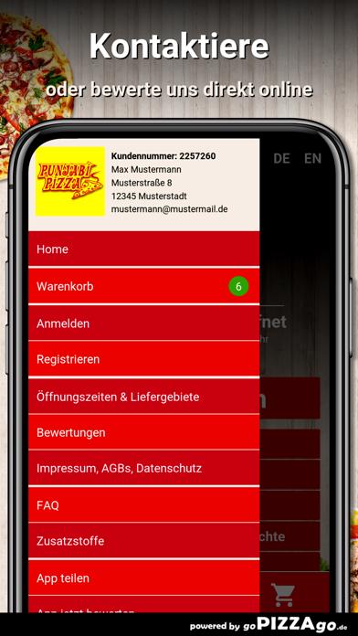 Punjabi-Pizza Markt Schwaben screenshot 3