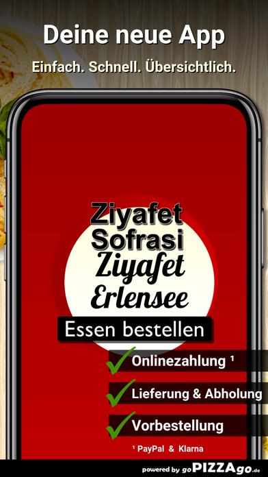 Ziyafet Restaurant Erlensee screenshot 1