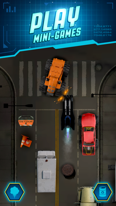 DC: Batman Bat-Tech Edition screenshot 4