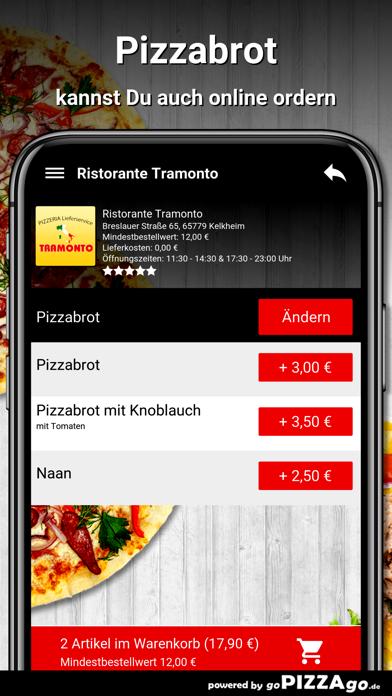 Ristorante Tramonto Kelkheim screenshot 5