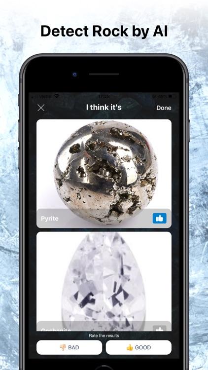 Rock Identifier Stone Scanner screenshot-3