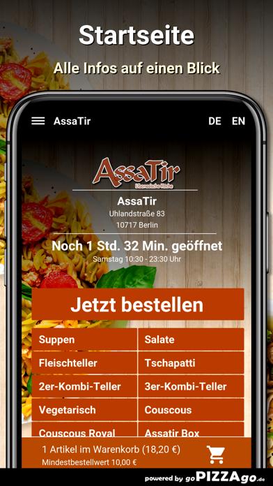 AssaTir Berlin screenshot 2