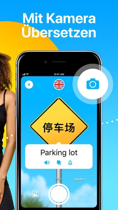 Dialog - Sprache übersetzenScreenshot von 3