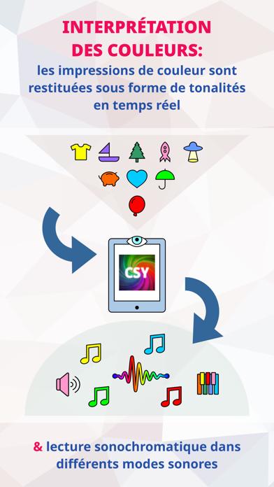 ColorSay • Scanner couleur