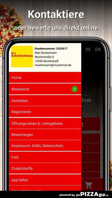 Mini Schnitzelhaus Ober-Mörle screenshot 3